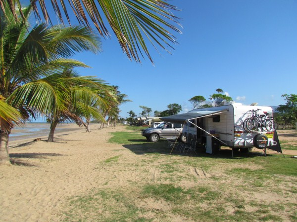 Ayr to airlie beach