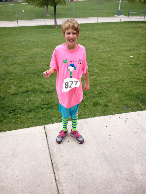 Kids Champion Running Shoes