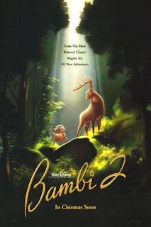Bambi 2: El gran príncipe del bosque (2006) Online