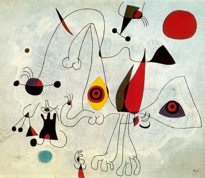 Joan Miró 1893-1983