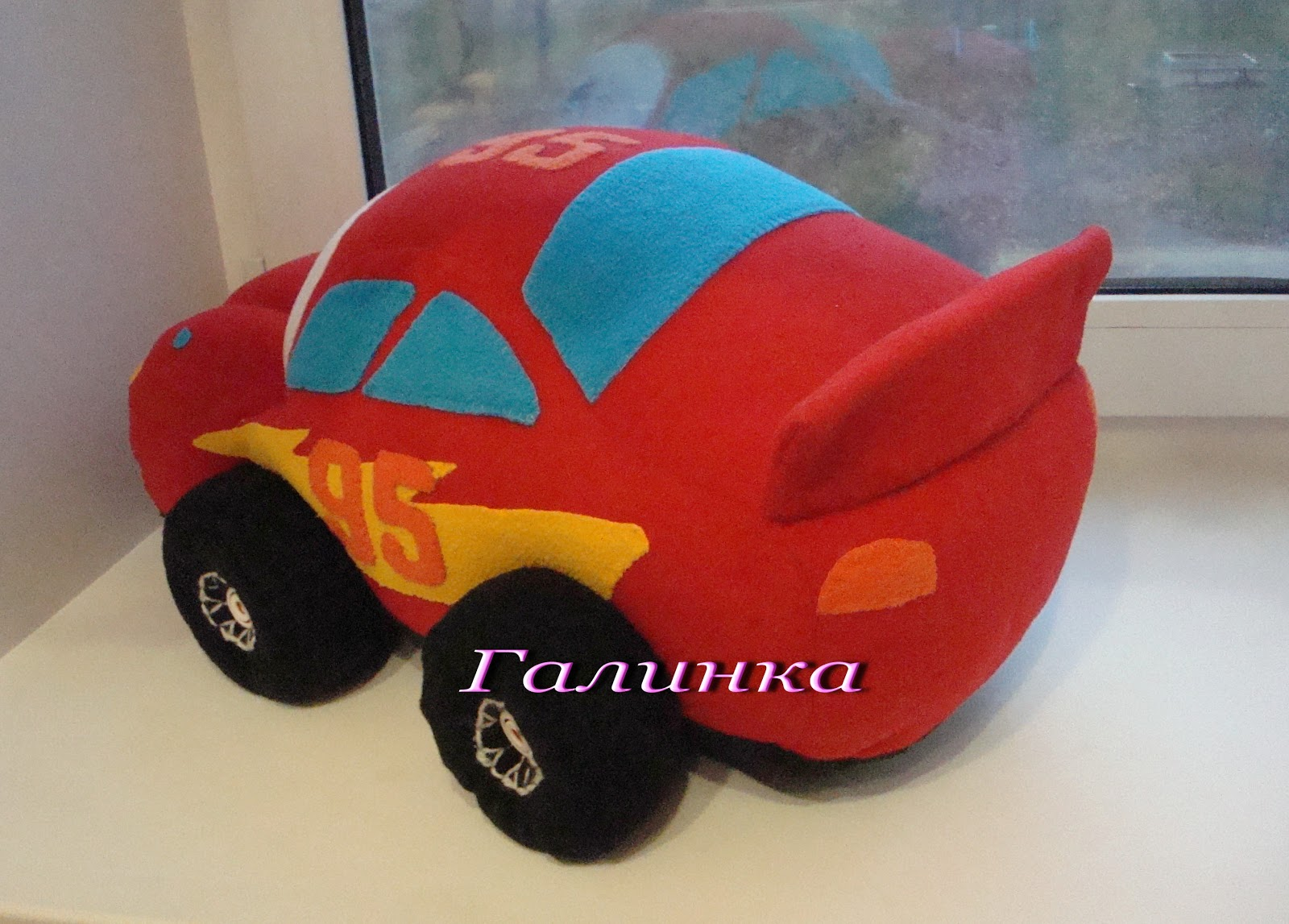 Машинка Мэтр из конфет мастер-класс с пошаговыми фото 58