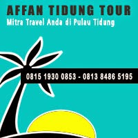 Affan Tidung Tour