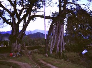 Nepal Morgenlandreise Pokhara