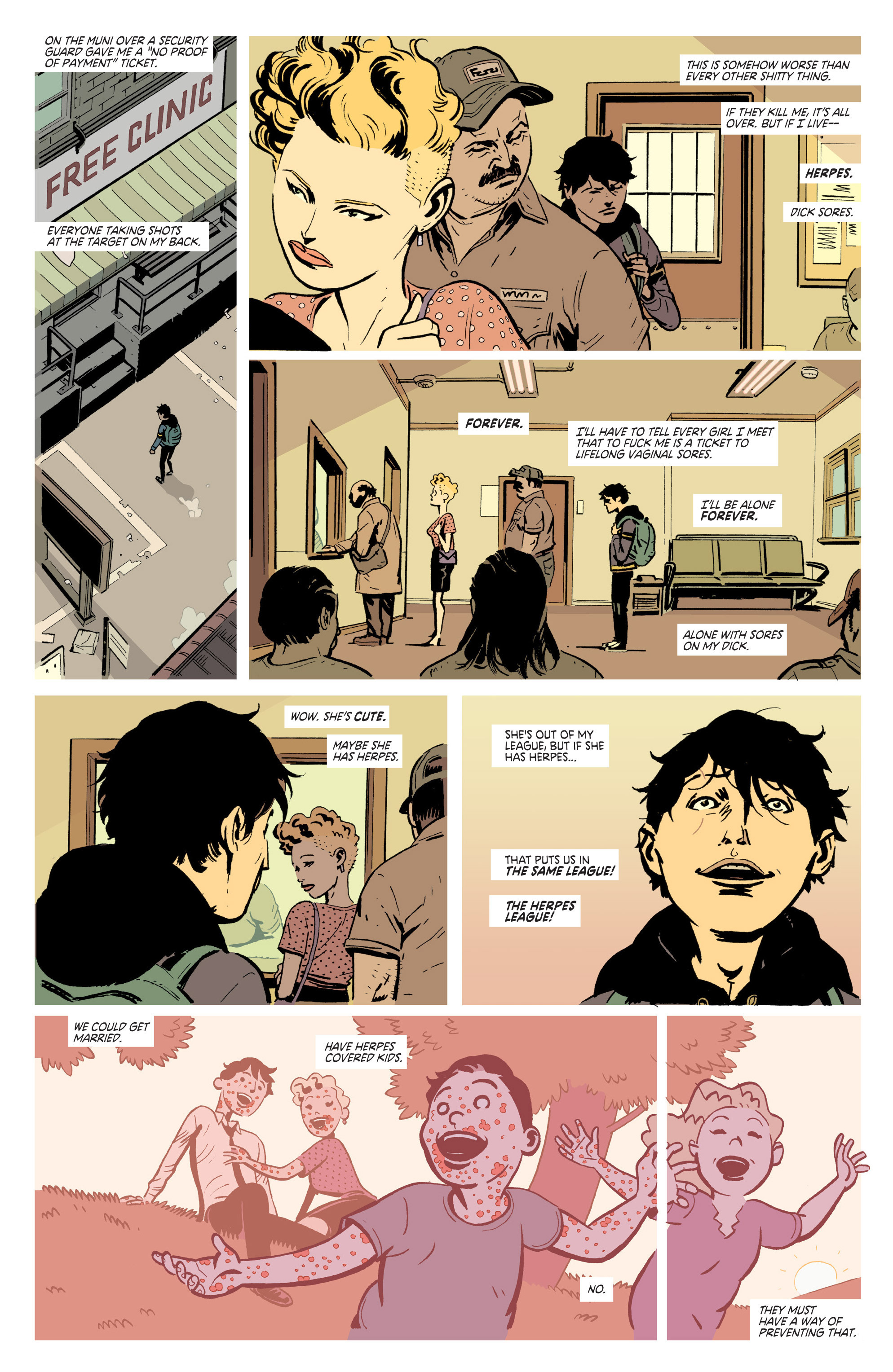 Read online Deadly Class comic -  Issue # _TPB 3 - 93