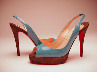 Christian Louboutin Yoyo Sling Shoes