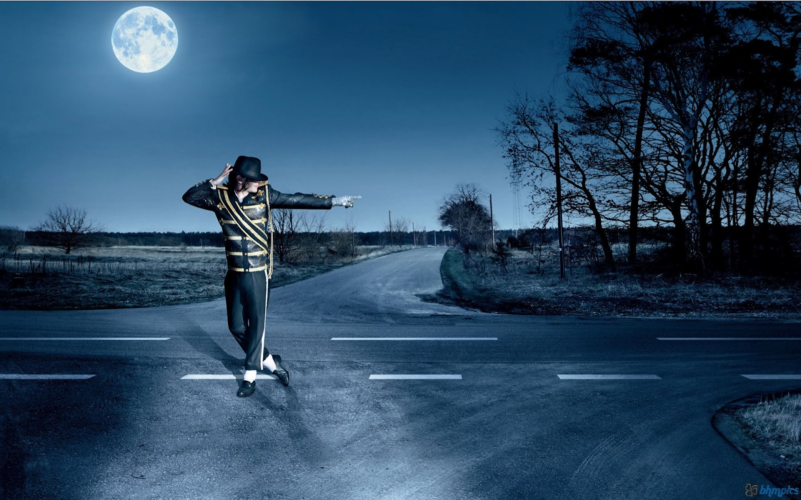 tribute to michael jackson wallpapers - Tribute to Michael Jackson MONTAGE Better On The