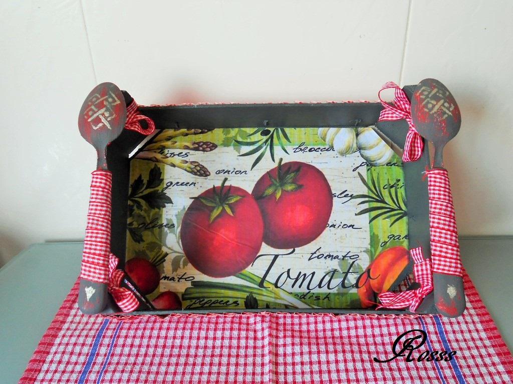 Caja para tiles de cocina for Utiles de cocina