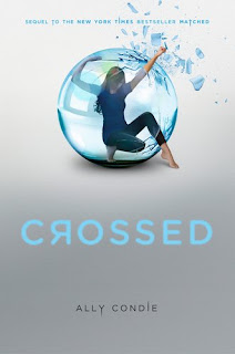 Review of Crossed by Ally Condie published by Dutton.