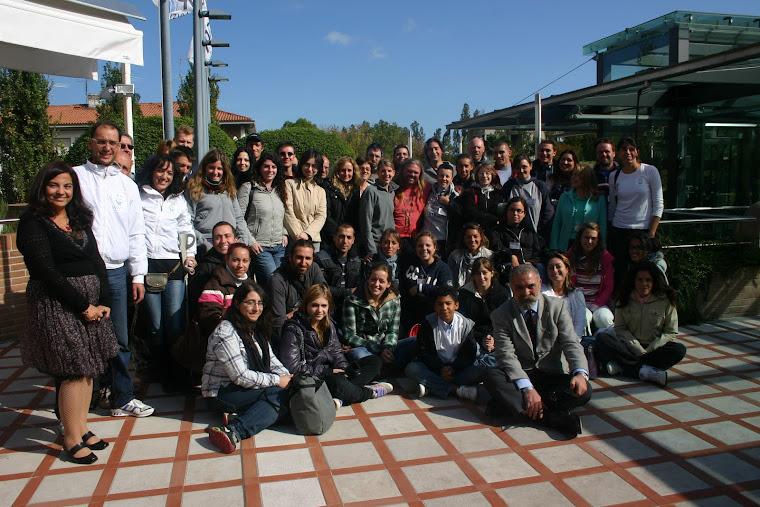 GRUPPO MEETING SHAUN ELLIS 15 - 16 OTTOBRE 2011
