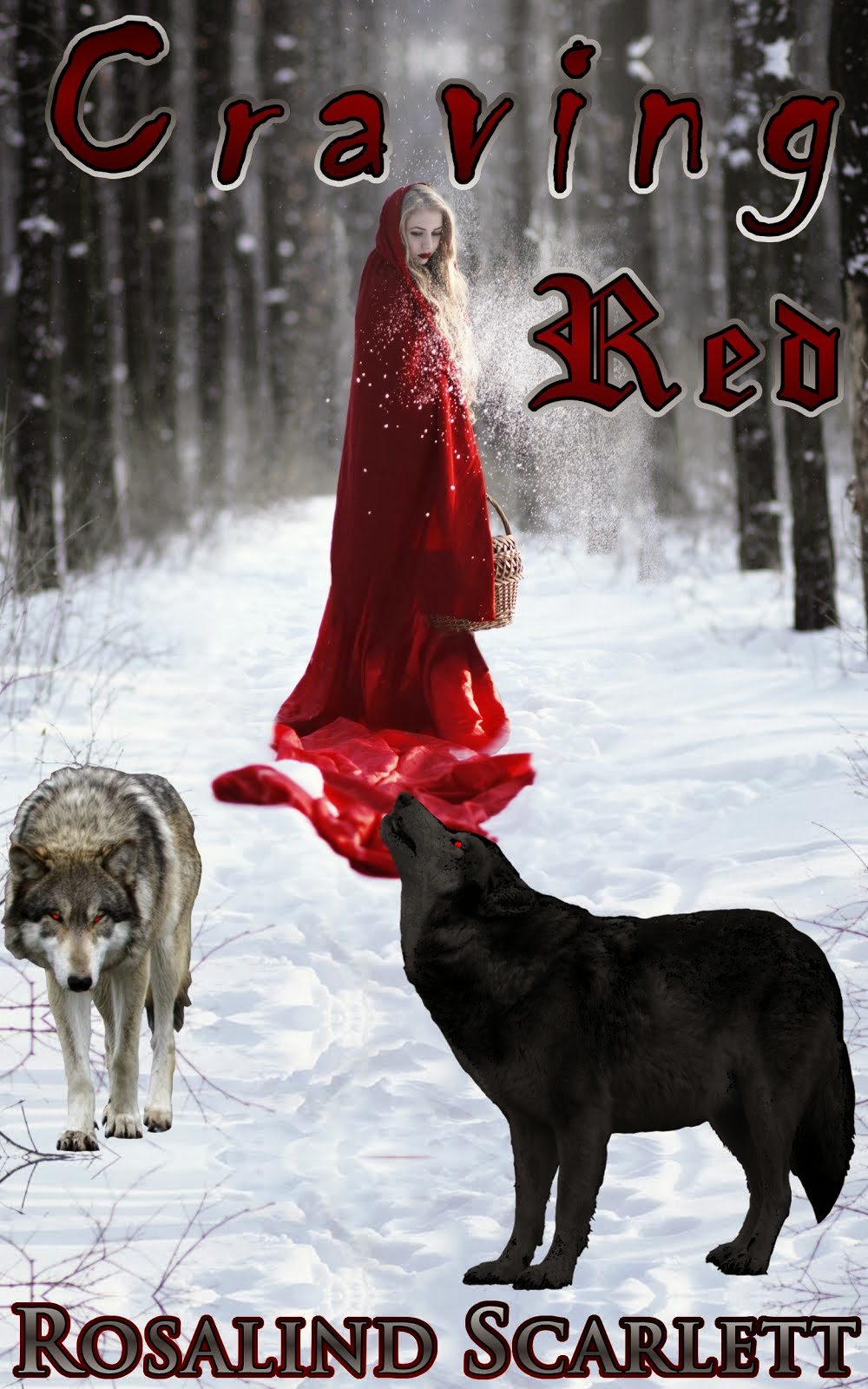 A Fairytale Erotic Re-telling of Red Riding Hood