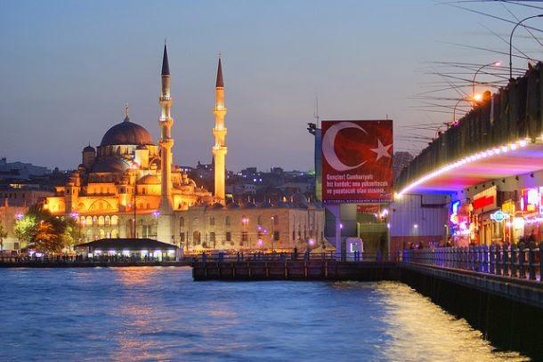 Немного о правилах поведения в Турции