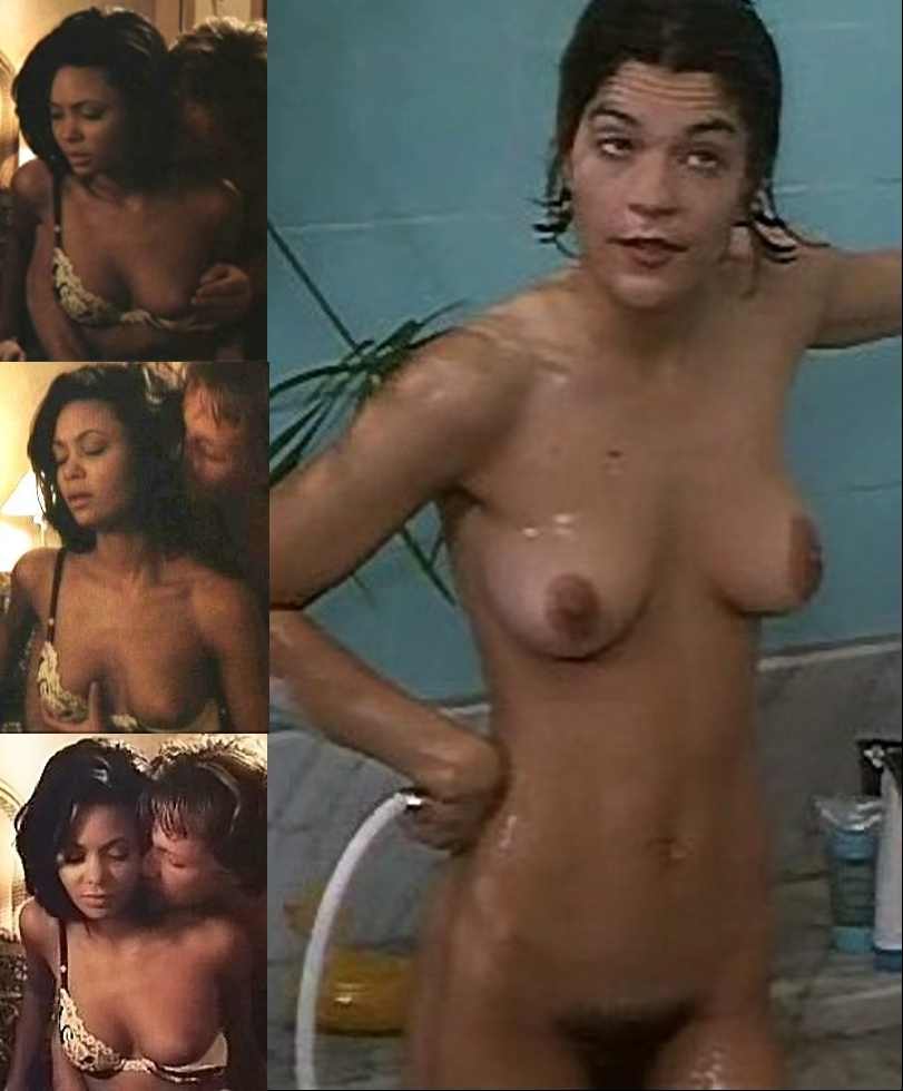 Thandie Newton Puffy Nipples