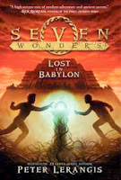 bookcover of LOST IN BABYLON  (Seven Wonders #2)  by Peter Lerangis