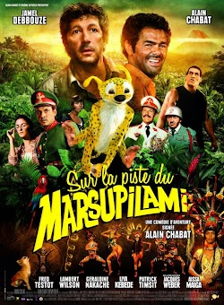 Động Vật Quý Hiếm - Houba! On The Trail Of The Marsupilami (2012) Poster