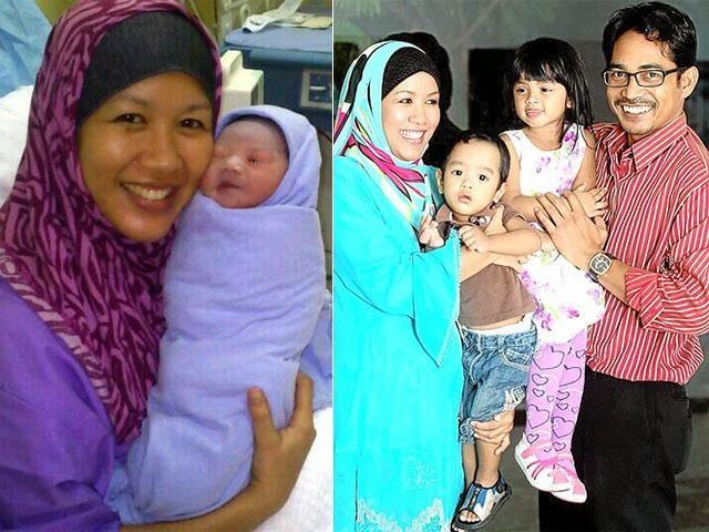 Selepas Lahirkan Baby Girl, Doktor Nasihati Safura Berhenti Mengandung
