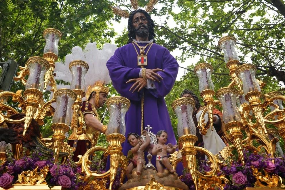 Ntro Padre Jesús Cautivo y Rescatado - Sevilla