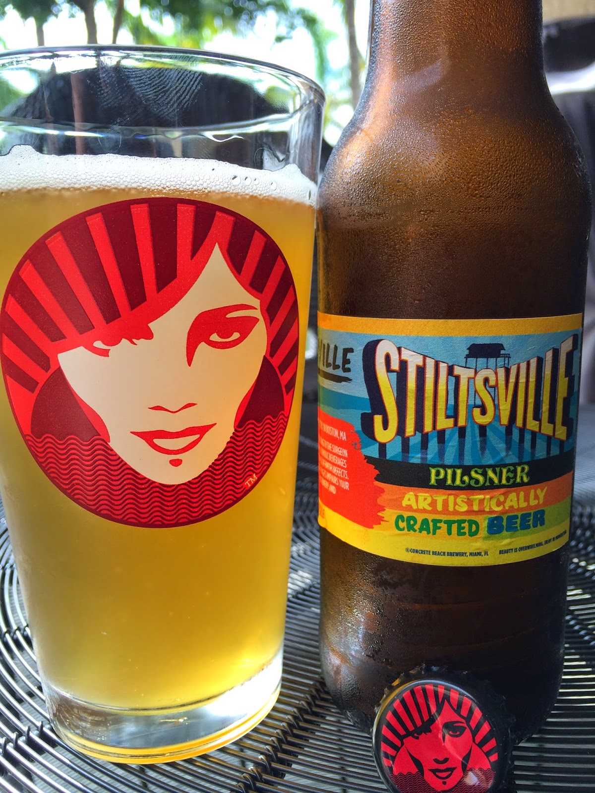 daily beer review stiltsville pilsner and rica wheat india pale ale