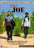<b>CHEZ JOE</b><br>Concert Acoustique<br>Hommage à Joe
