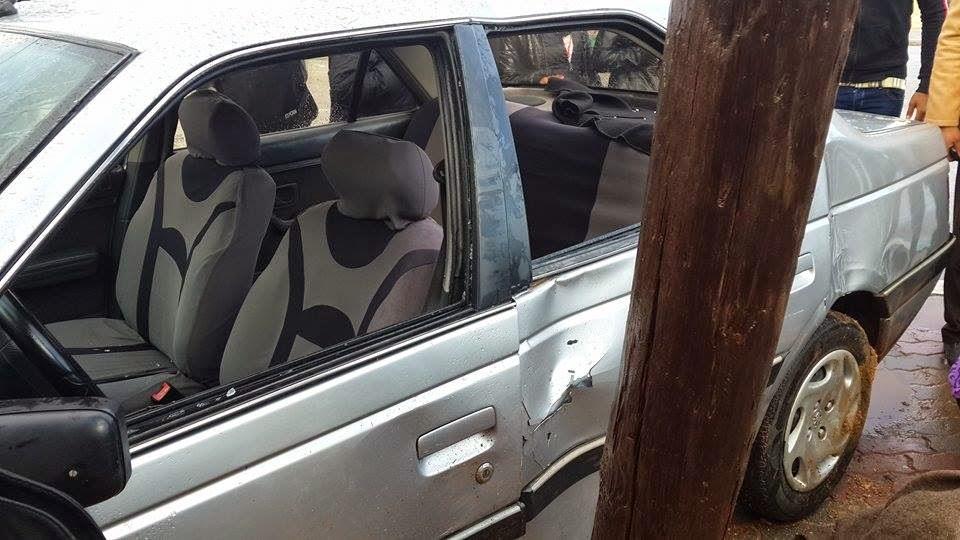 ثمانية جرحى في حادثة سير قرب مؤسسة ثانوية عمر بن عبد العزيز بأكوراي بإقليم الحاجب