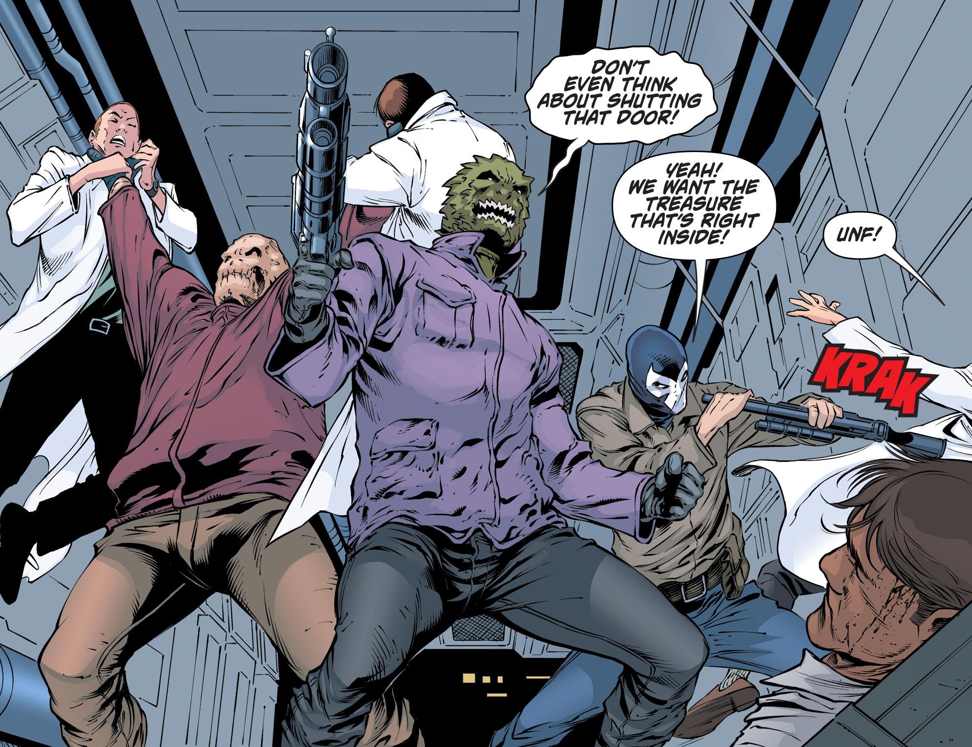 Batman: Arkham Knight [I] Issue #27 #29 - English 21