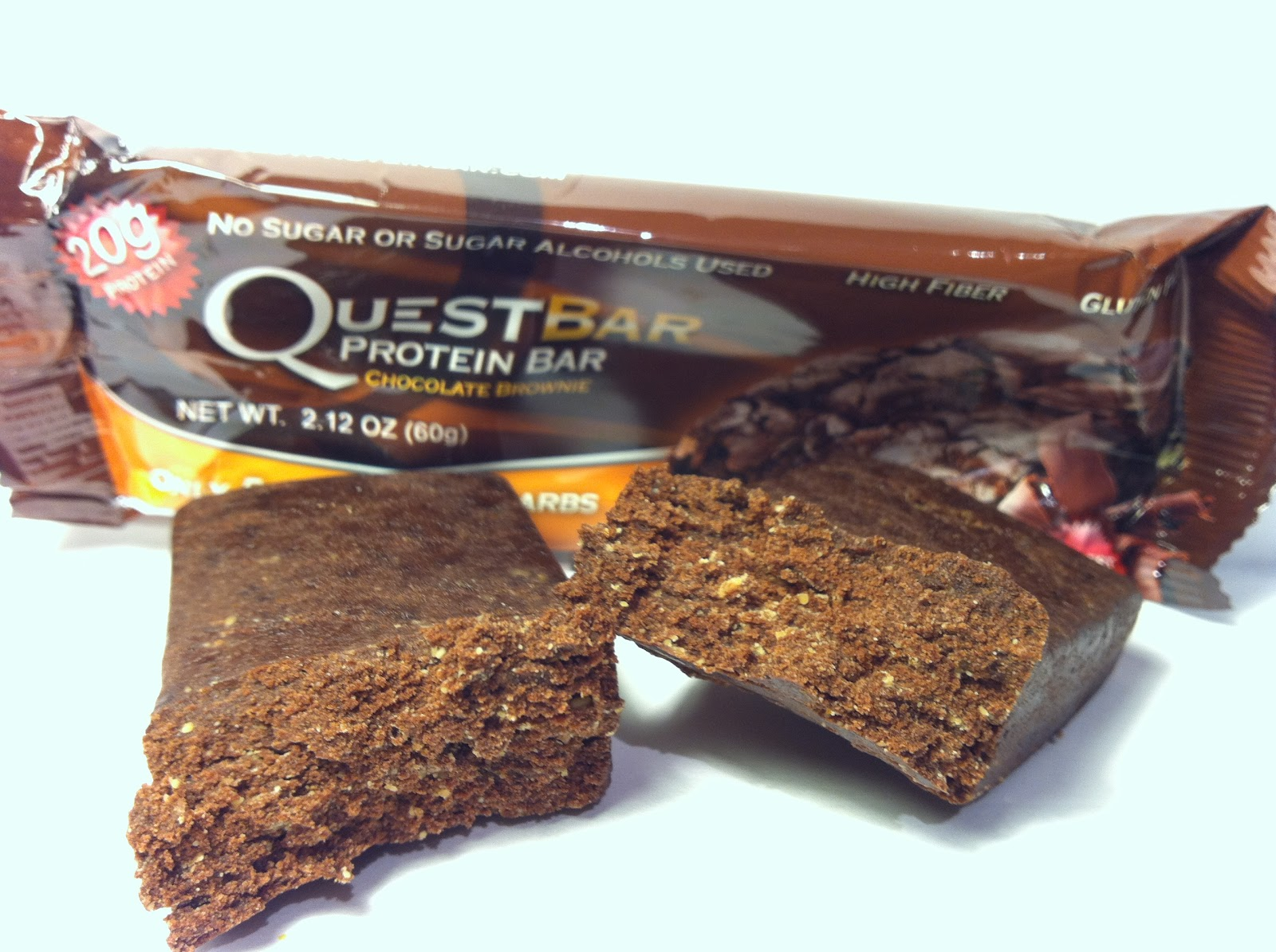 Chocolate Brownie Quest Bar