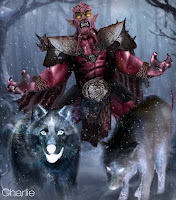 Lycanthrope Wolf the Banehallow - Dota 2 - Lycanthrope Build Guide