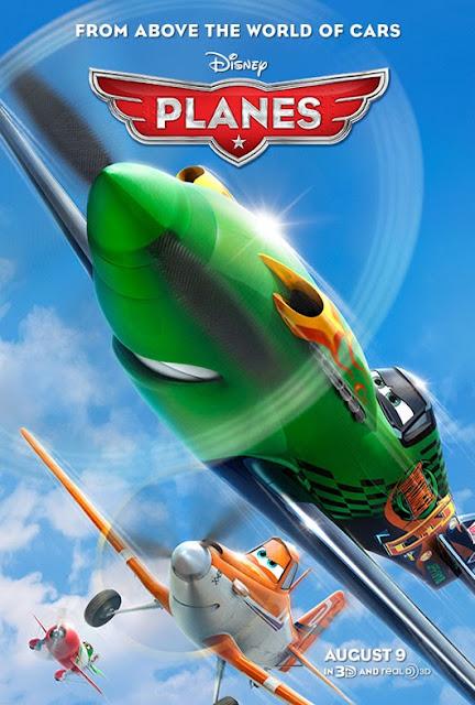 Poster Aviones - Planes