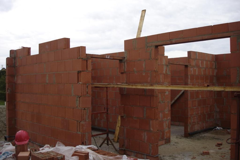 Les technique de construire 1 b timent et travaux publics for Construire un mur porteur