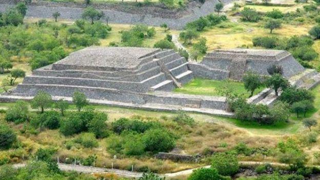 Zona Arqueológica Peralta Guanajuato