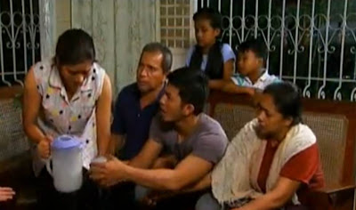 Angeline Quinto and Jason Abalos in MMK Bagobo episode (August 11) with Alec Dungo, Alex Castro and Roy Requejo