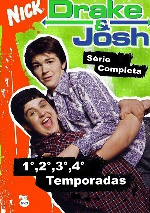 Drake e Josh - Todas as Temporadas completas Séries Torrent Download completo