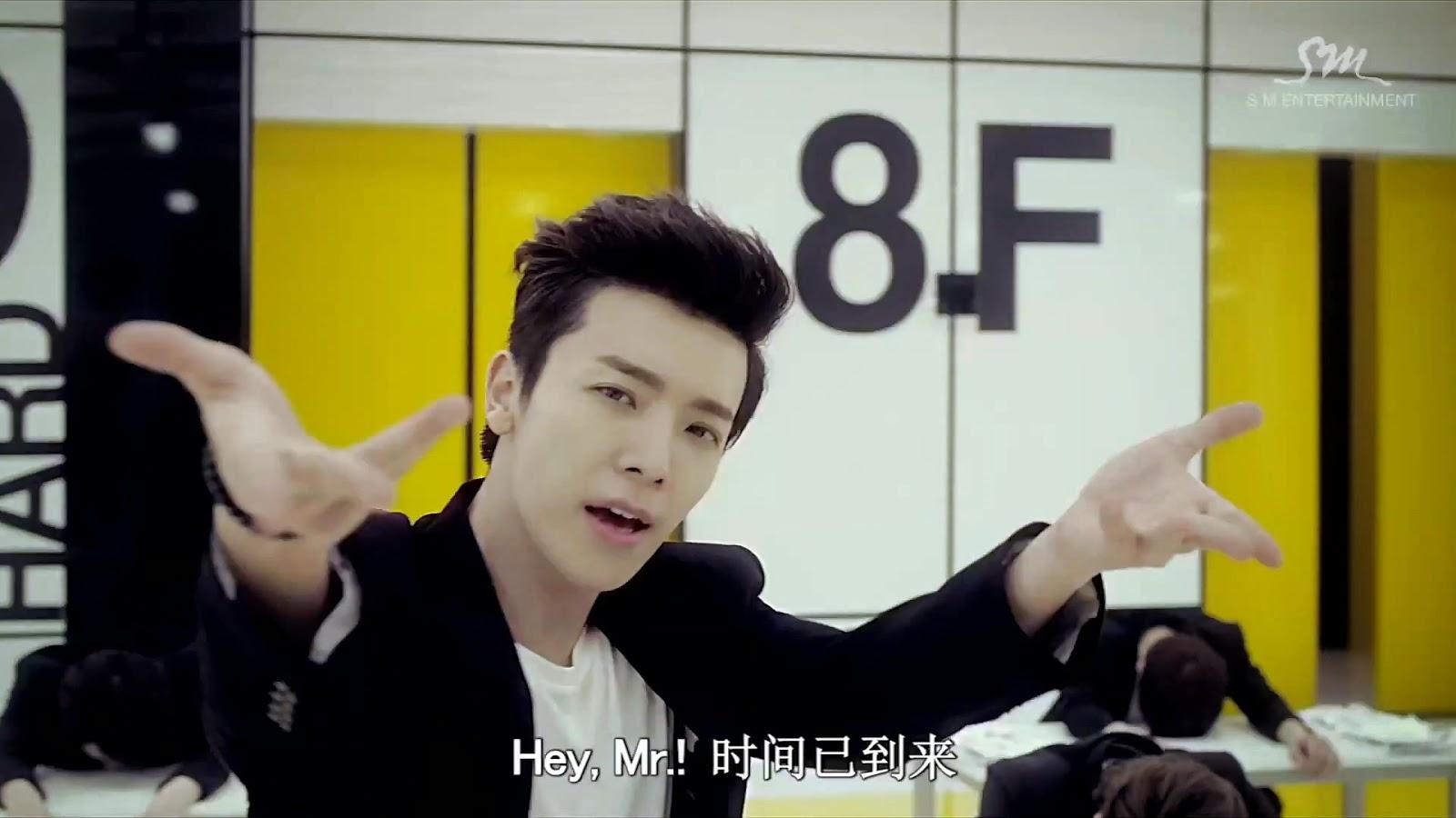 Super Junior-M  Swing ...