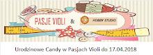 Candy w Pasjach Violi