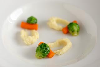 őszi zöldség kelbimbó sütőtök paszternák püré paszternákpüré pasztinák