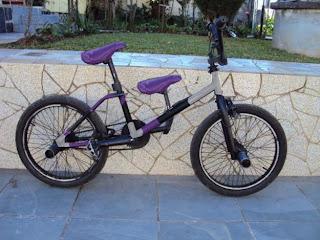 bike dois bancos