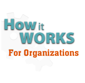 How It Works - For Organizations