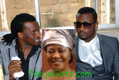 P Square Mother Burial Video P-Square Speak Up On T...