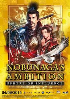 Nobunaga's Ambition: Sphere of Influence – PC