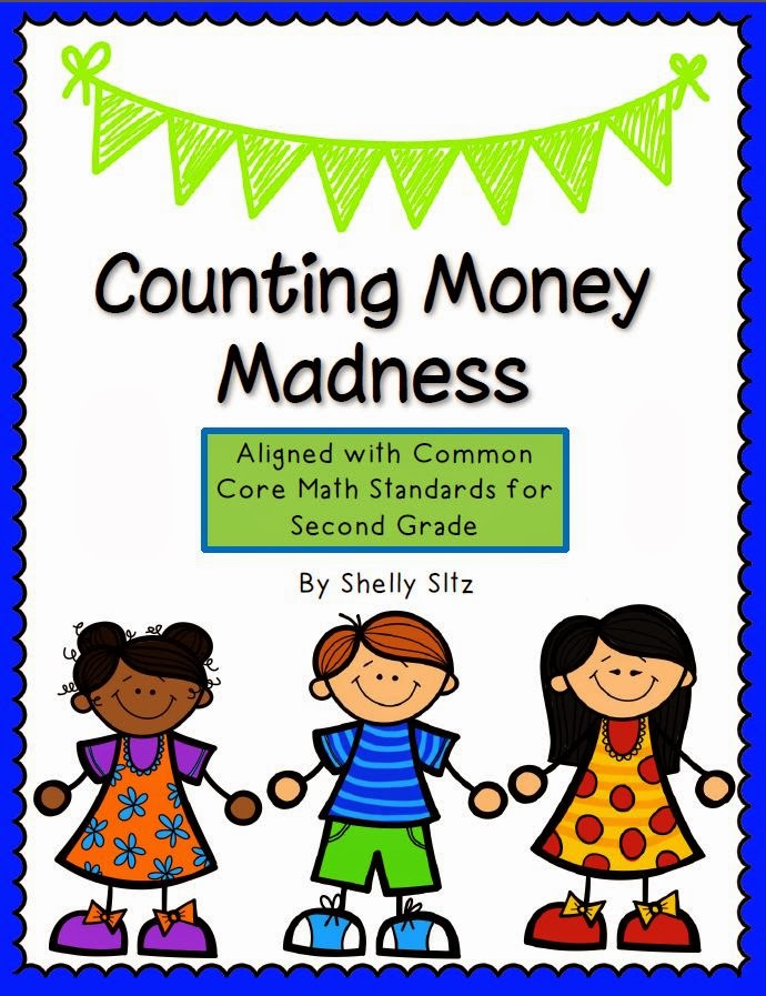 Smiling and Shining in Second Grade: Money Word Problems