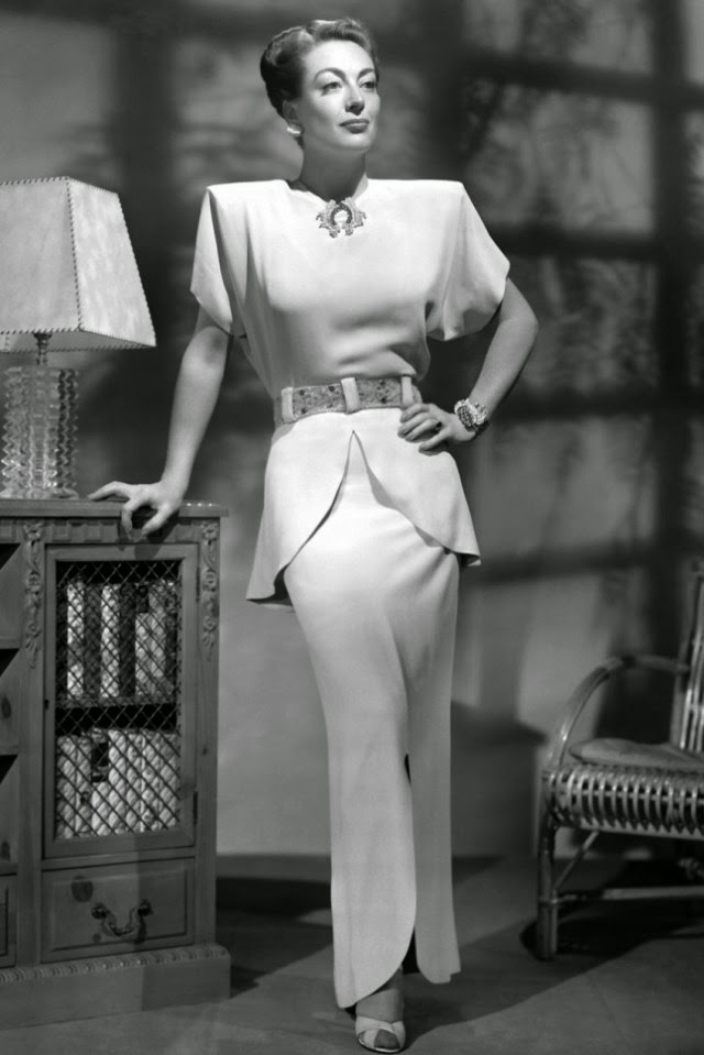 vintage everyday: 1940s Fashion and Style Trends in 40 Stunning