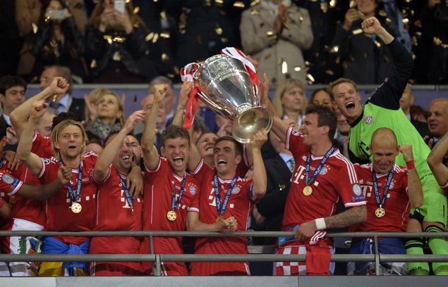 La UEFA repartió más de 1.100 millones de euros entre Champions y Europa League la temporada pasada