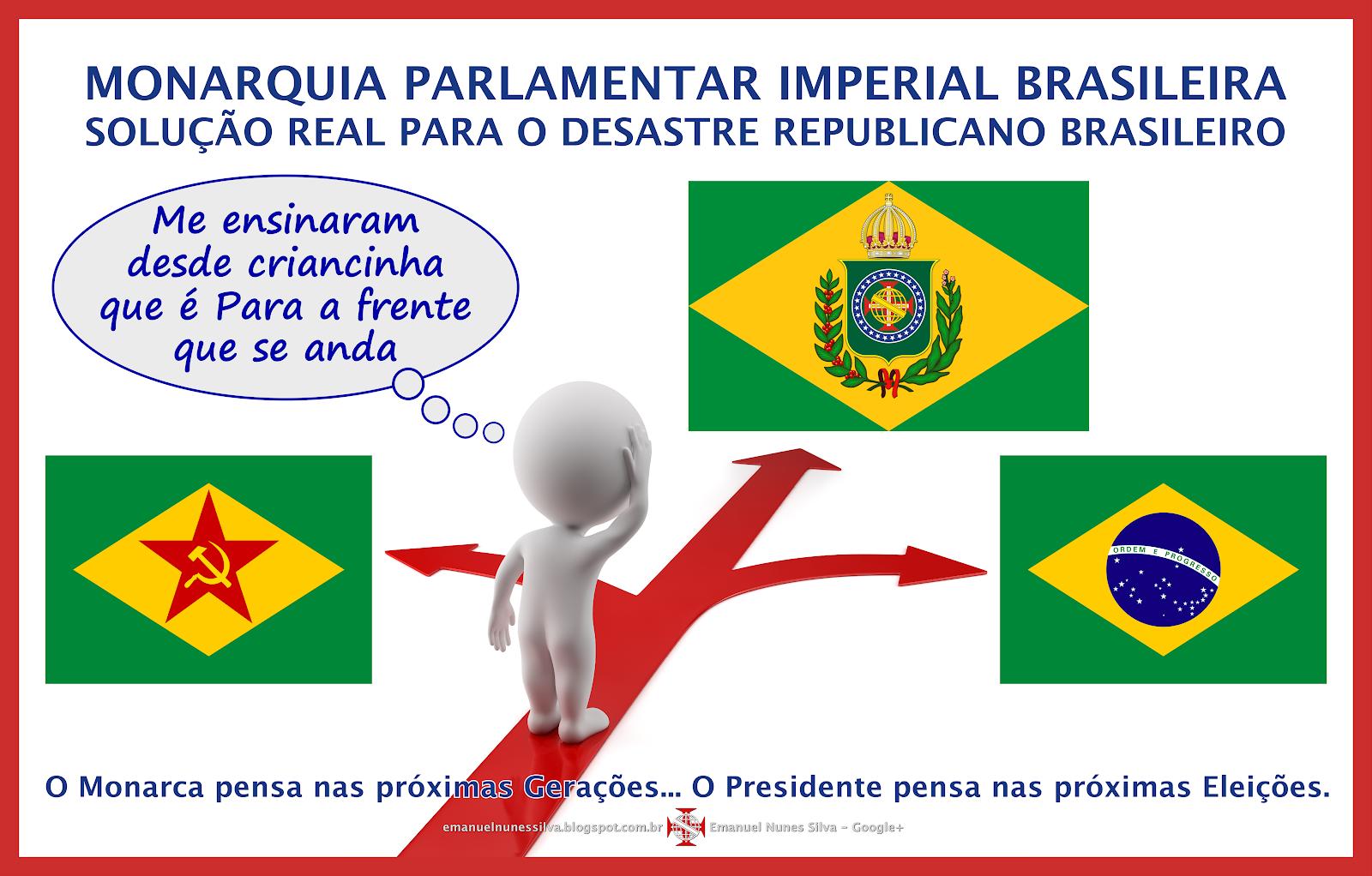 A Inútil Fracassada República de Mentira da Seita Positivista que Acabou com o Brasil