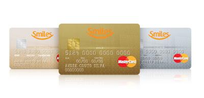 Cartão de crédito Smile