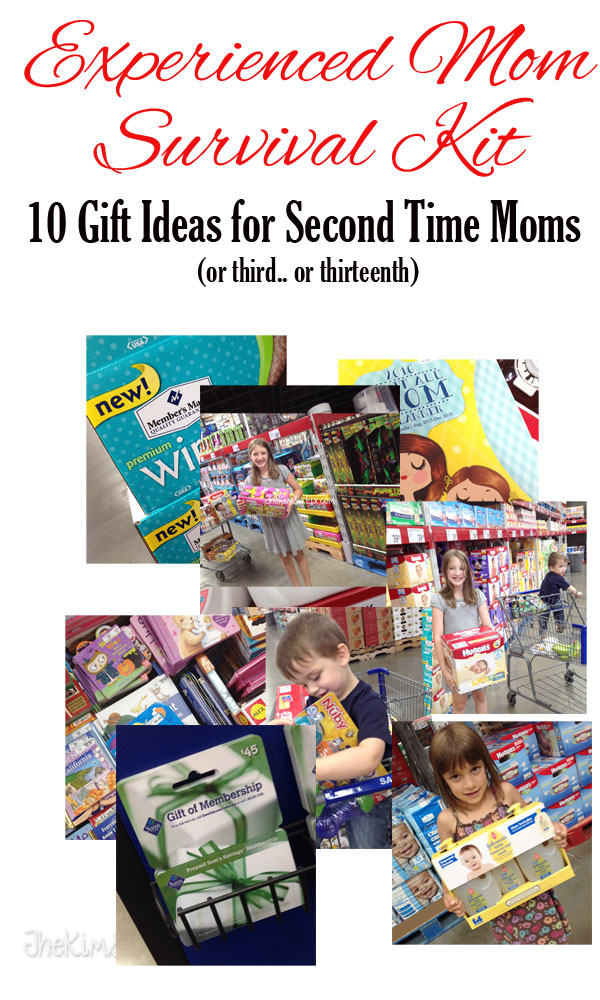 What to buy for a mom who already has children. Gift giving to non-first time moms can be tricky, and this list of gift ideas will ALWAYS be useful.