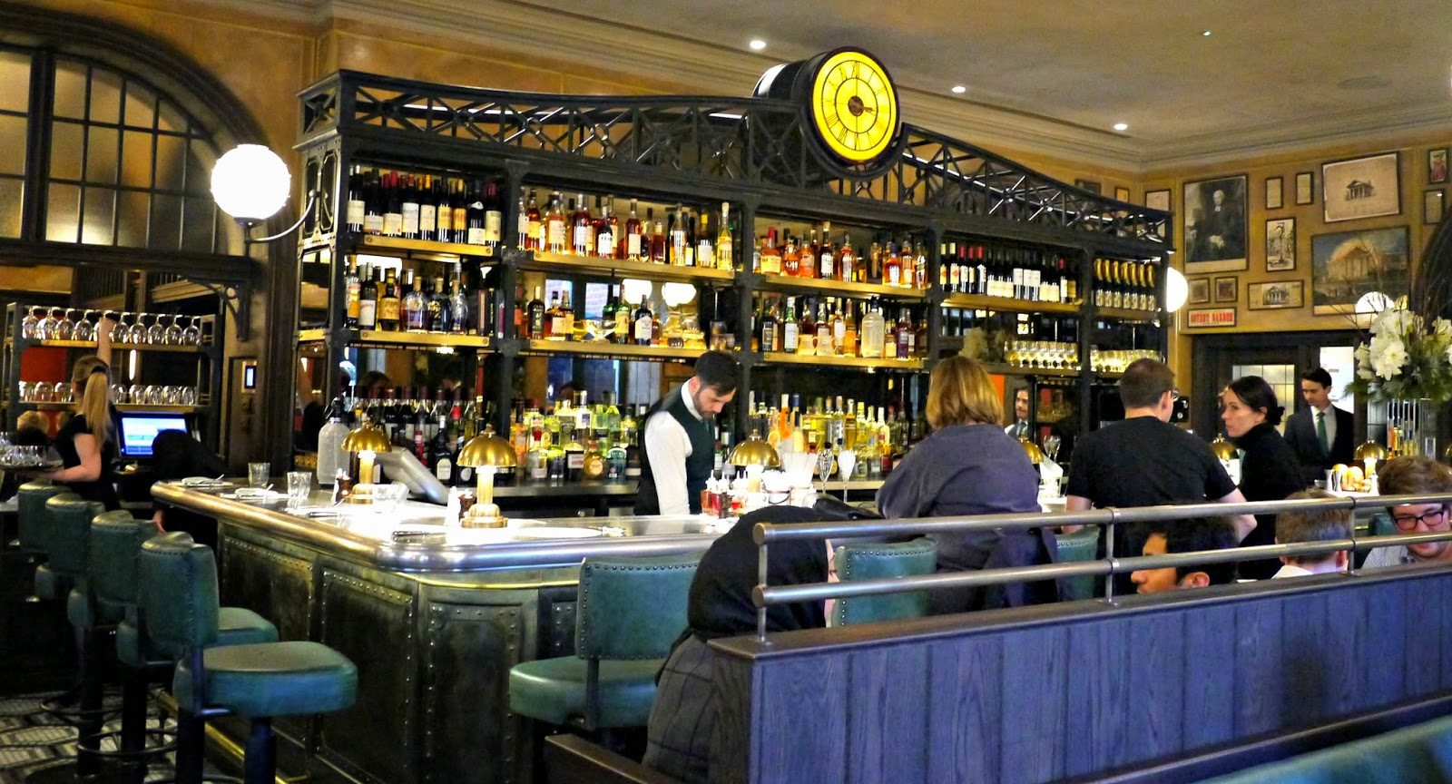 The Ivy Market Grill Bar Covent Garden