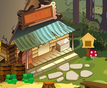 Games4King Wooden House E…