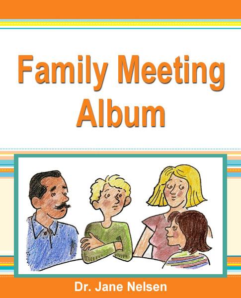 Positive Discipline: Family Meetings