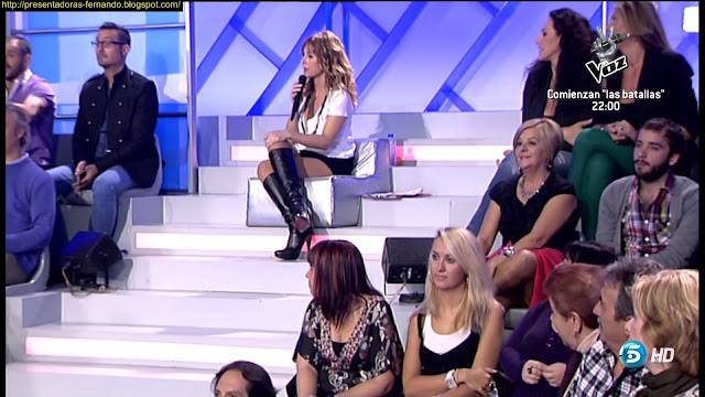 Emma Garcia botas