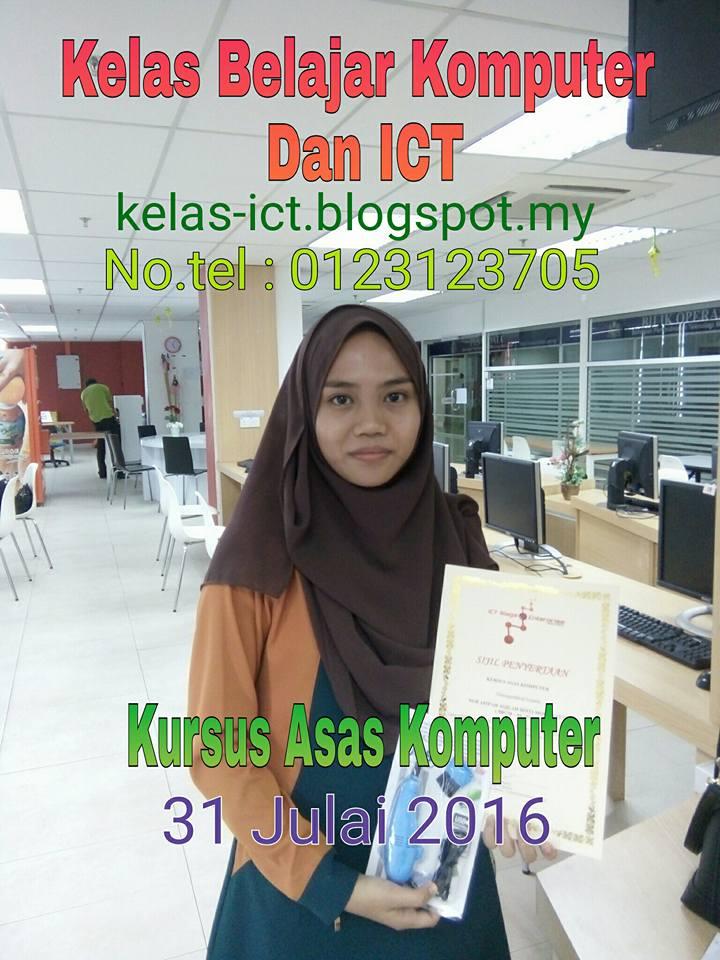 Gambar Peserta 31 Julai 2016
