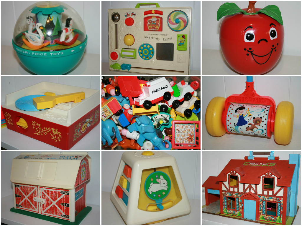 Classic Fisher Price Toys : Little housewife vintage fisher price